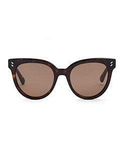 3872965e57f5d Product image. QUICK VIEW. Stella McCartney. 52MM Round Sunglasses