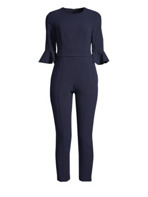 Brooklyn Bell Sleeve Jumpsuit by Black Halo