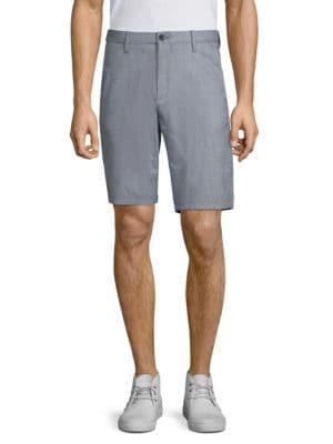 STRELLSON Coast Shorts in Pastel Grey