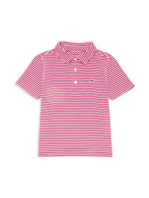 Toddlers Little Boys  Boys Winstead Stripe Sankaty Performance Polo