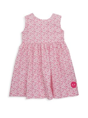 Toddlers Little Girls  Girls Heartbreaker Pinny Cotton Dress