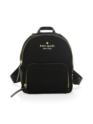 Watson Lane Small Hartley Backpack in Black