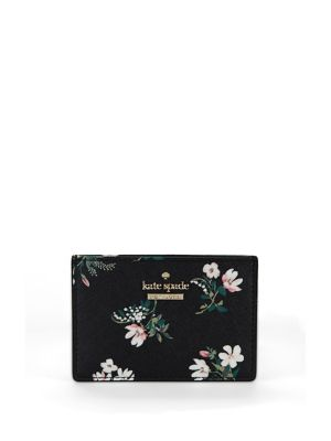 Cameron Street Flora Leather Card Holder by Kate Spade New York
