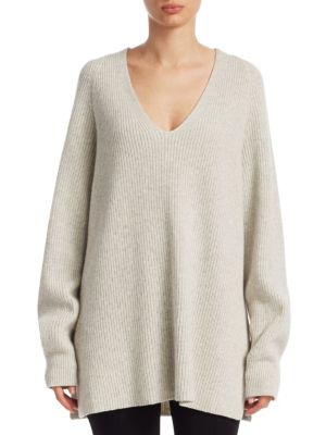 The Row  Arabelle Cashmere-Silk Sweater