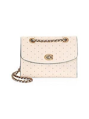 1e0fe2a55b1f COACH - Dreamer Leather Top Handle Bag - saks.com