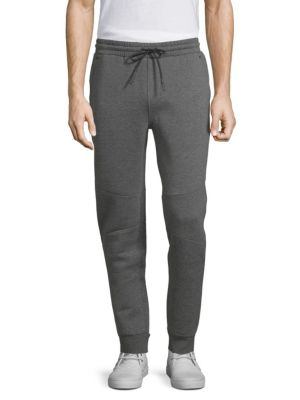 MPG Core Industry Jogger Pants in Heather Charcoal