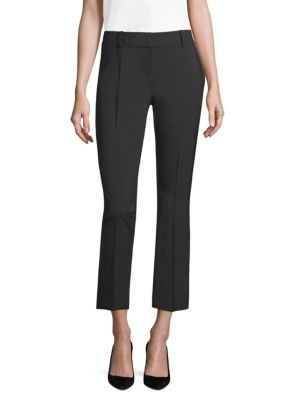 Talenara Wool Ankle Pants by Boss
