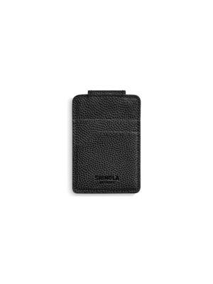 Shinola  Magnetic Leather Cardholder