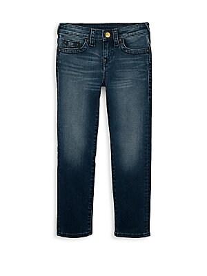 15d86b3fe True Religion - Little Boy s Ricky Super-T Jeans - saks.com