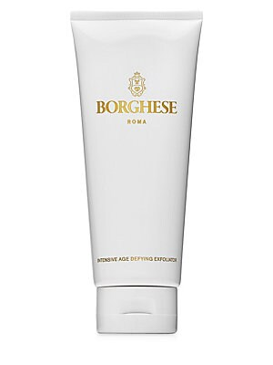 Image of This foaming scrub helps smooth and resurface skin, remove pore-clogging debris and promotes a healthy radiant appearance. An ideal weekly treatment designed to boost skin's radiance, the Intensive Age-Defying Exfoliator restores tired, dull skin by offer