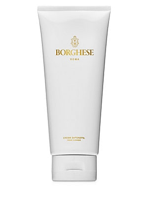 Image of A gentle, water-activated, lathering cleanser that quickly dissolves surface debris and brings skin to a balanced state leaving skin feeling healthy, refreshed and renewed. 6.7 oz. Imported. Cosmetics - Treatment Brand. Borghese.