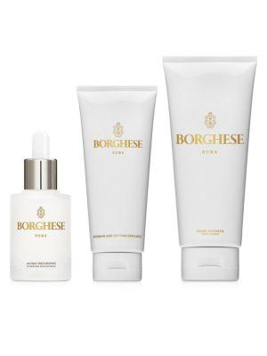 BORGHESE Treatment Trio Skincare Essentials Gift Set