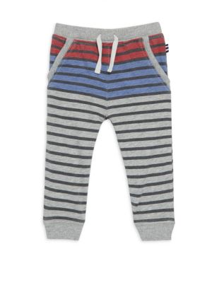 Toddlers  Little Boys Stripe Jogger Pants