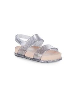 c546c5c82 QUICK VIEW. Mini Melissa. Toddler s   Kid s Mini Cosmic Glitter Sandals