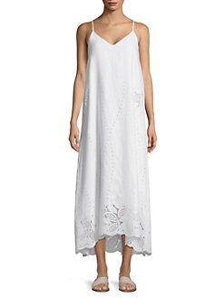 24b59c58ad2c Lafayette 148 New York. Dominique Embroidered Dress