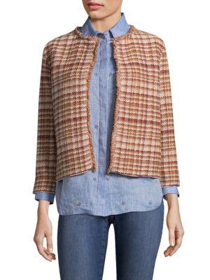 Weekend Max Mara  Ochre Knitted Jacket