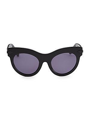975b006121f Karen Walker - 52MM Miss Lark Cat-Eye Sunglasses