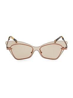 16bcc0def92d Karen Walker. 53MM Mrs Brill Cat-Eye Sunglasses