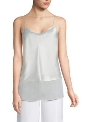 Jemma Silk Blouse by Elie Tahari