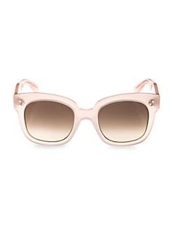 b94830a9f03c4 QUICK VIEW. CELINE. Black Square Sunglasses