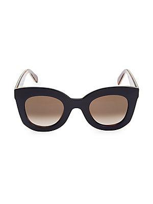 b75701a61dc CELINE - Oversized Butterfly Sunglasses