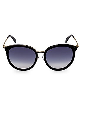 e110dd4d7121d CELINE - Sculpted Cat Eye Sunglasses - saks.com