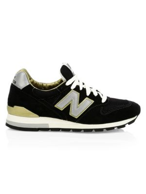 new product 52ee4 f2709 996 Made In USA Suede Sneakers