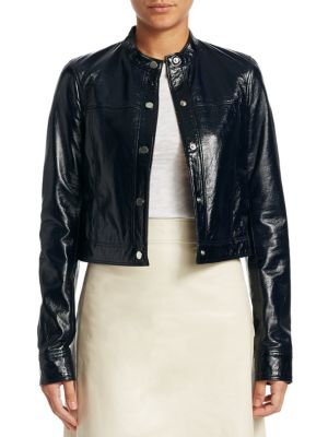 Theory  Mod Crinkle Patent Bomber