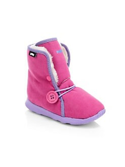 a1cb328b137 Little Girl s   Girl s Luna Faux-Shearling Boots RESORT PINK. QUICK VIEW.  Product image. QUICK VIEW. Native Shoes