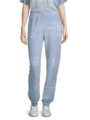 ELECTRIC & ROSE Strand Tie-Dye Sweat Pants in Waterloo Wash