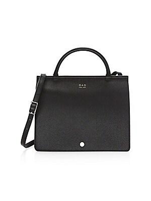 b7a1b71833e8 Saint Laurent. Nano Sac De Jour Leather Satchel.  1990.00 · OAD - Prism  Pebbled Leather Bag