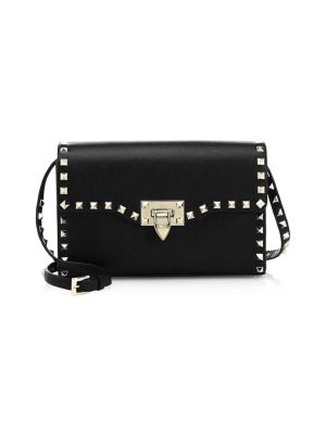 Medium Rockstud Shoulder Bag by Valentino Garavani