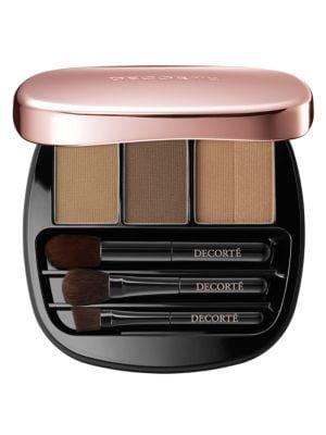 DECORTÉ Contouring Powder Eyebrow Compact/0.17 Oz. in Br302