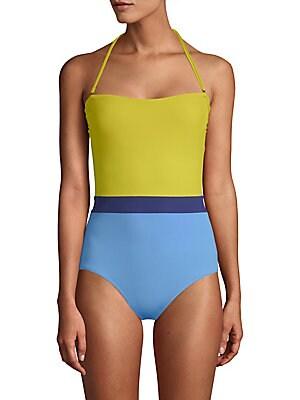 a55ede23e40 Flagpole - Rita One-Piece Swimsuit - saks.com