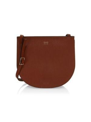 Luna Leather Crossbody Bag by Oad