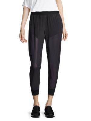 VIMMIA Unmind Mesh Pants in Black