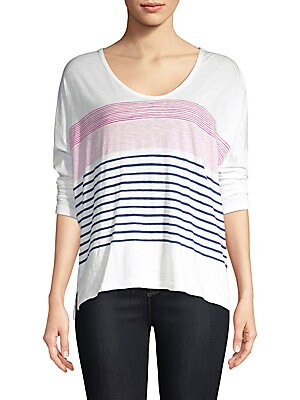 d422608290475 SUNDRY - Oversized Button-Front Shirt - saks.com