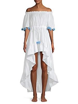 d8dd65b0490 Sundress - Alena High-Low Dress - saks.com