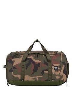 54be9aa327be Herschel Supply Co. Gorge Convertible Duffel Bag