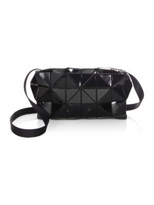 Carton Crossbody Bag - Black