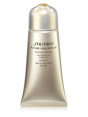Future Solution Lx Universal Defense Sunscreen Broad Spectrum Spf 50+/ 1.7 Oz by Shiseido