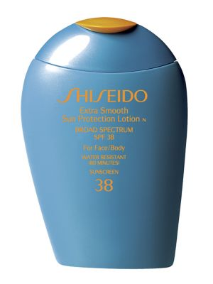 Shiseido Extra-Smooth Sun Protection Lotion SPF 38
