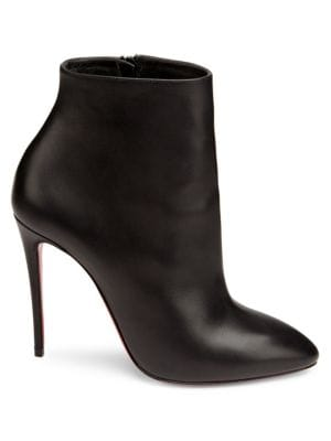 new styles a393d 7b70d Eloise Leather Ankle Boots