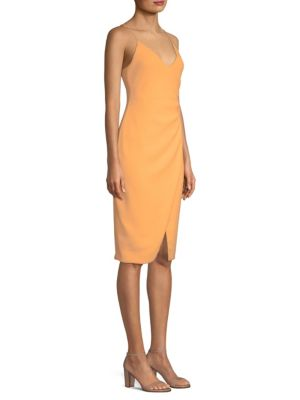 Bowery Sheath Dress, Sorbet