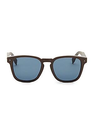 87c829c189067 CELINE - CL40055I 55MM Polarized Square Sunglasses - saks.com