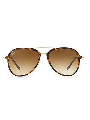 7288fe435d11f9 Ray-Ban - 38MM Grad Lite Aviator Sunglasses - saks.com