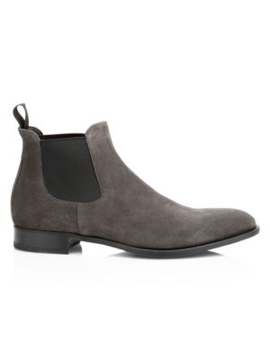 Shelby Suede Chelsea Boots by To Boot New York