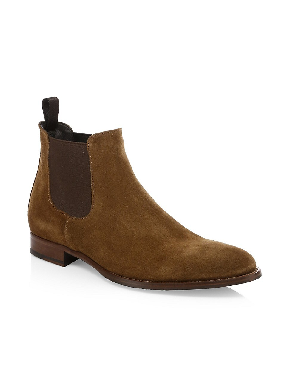 To Boot New York Suedes MEN'S SHELBY SUEDE CHELSEA BOOTS