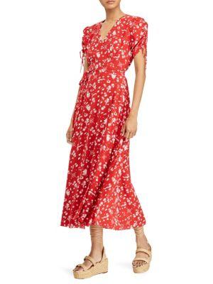 Ocean Wrap Dress by Polo Ralph Lauren