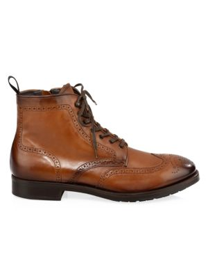 Auckland Leather Trapper Boots by To Boot New York